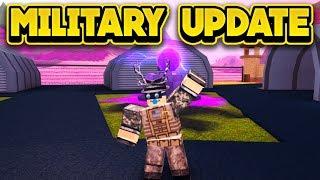 NEW MILITARY UPDATE! (ROBLOX Jailbreak) thumbnail