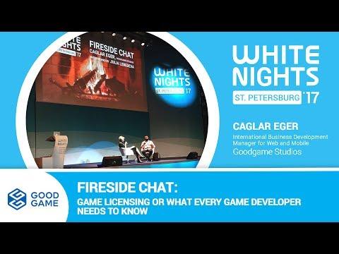 Caglar Eger (Goodgame Studios) - Fireside Chat
