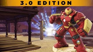 Disney Infinity 3.0 - Toy Box Takeover [The Old West] - PS4 Gameplay, Commentary