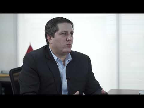 Entrevista Carlos Alberto Ugaz - Foro Peruano de Inversión e Infraestructura 2017