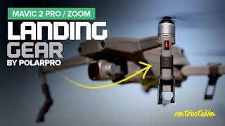 PolarPro Retract Landing Gear for the Mavic 2 Pro & Zoom