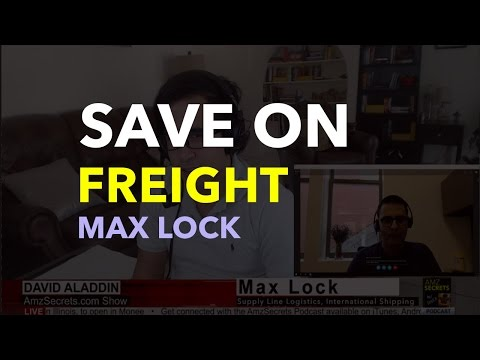 Who's the best Freight Forwarder? Max Lock shares his Expert