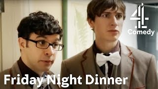 Do I Look Like A Pimp? | Friday Night Dinner | Channel 4