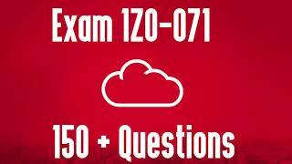 Oracle Database SQL (Exam 1Z0-071) Full Block Pratice Tests