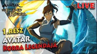 Korra legendája - The Legend of Korra