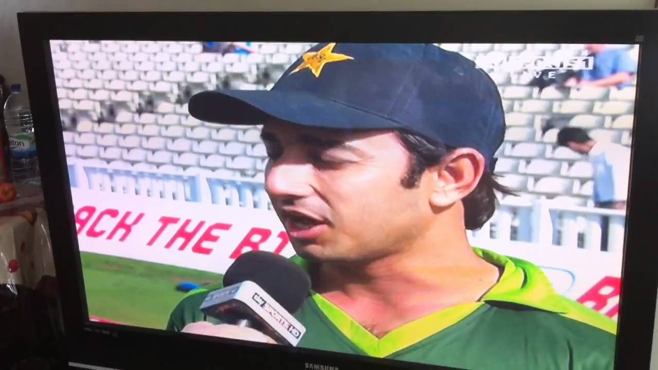 saeed ajmal s nd interview saeed ajmal s 2nd interview