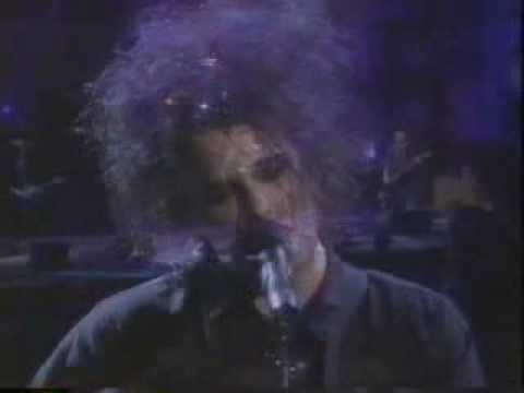 The Cure Just Like Heaven 1988 US TV