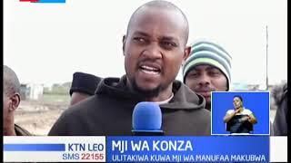 Wenyeji wa Konza wakufa matumaini kuhusu mradi uliozinduliwa na Rais Kibaki