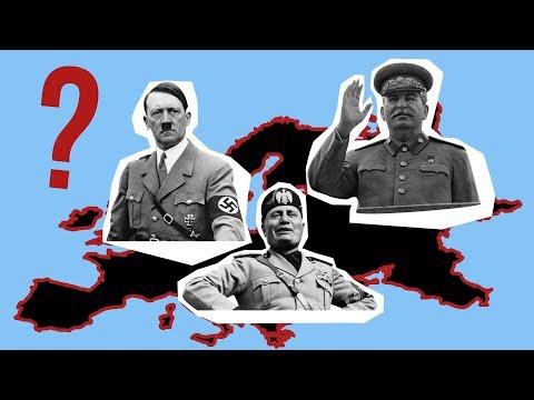 Почему возникли тоталитарные режимы ?