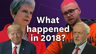 What happened in 2018?