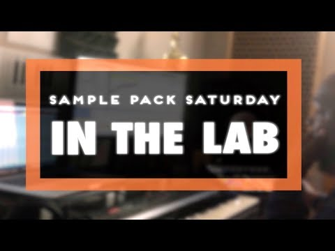 [In The Lab] Beat Making With Maschine Masters Sample Pack Saturday 264