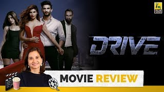 Drive | Bollywood Movie Review By Anupama Chopra | Netflix | Film Companion