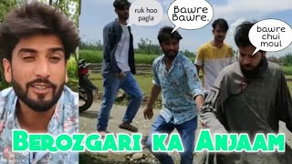 Depression | Berozgari ka Anjam | Kashmiri video by ATZ VIDEOS