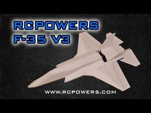 RCPOWERS F-35 V3
