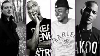 T.I. feat. Lil D,B.O.B.,Kendrick Lamar & Kris Stephens - Memories Back Then Remix