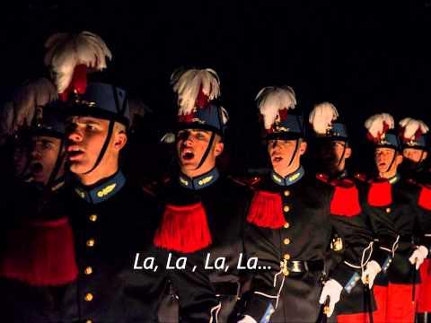 En Traîneau, Chant ESM