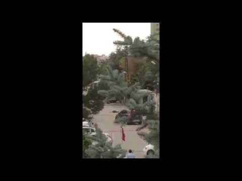 Attack on Israeli embassy in Turkey