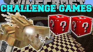 Minecraft: ALIEN BUG CHALLENGE GAMES - Lucky Block Mod - Modded Mini-Game