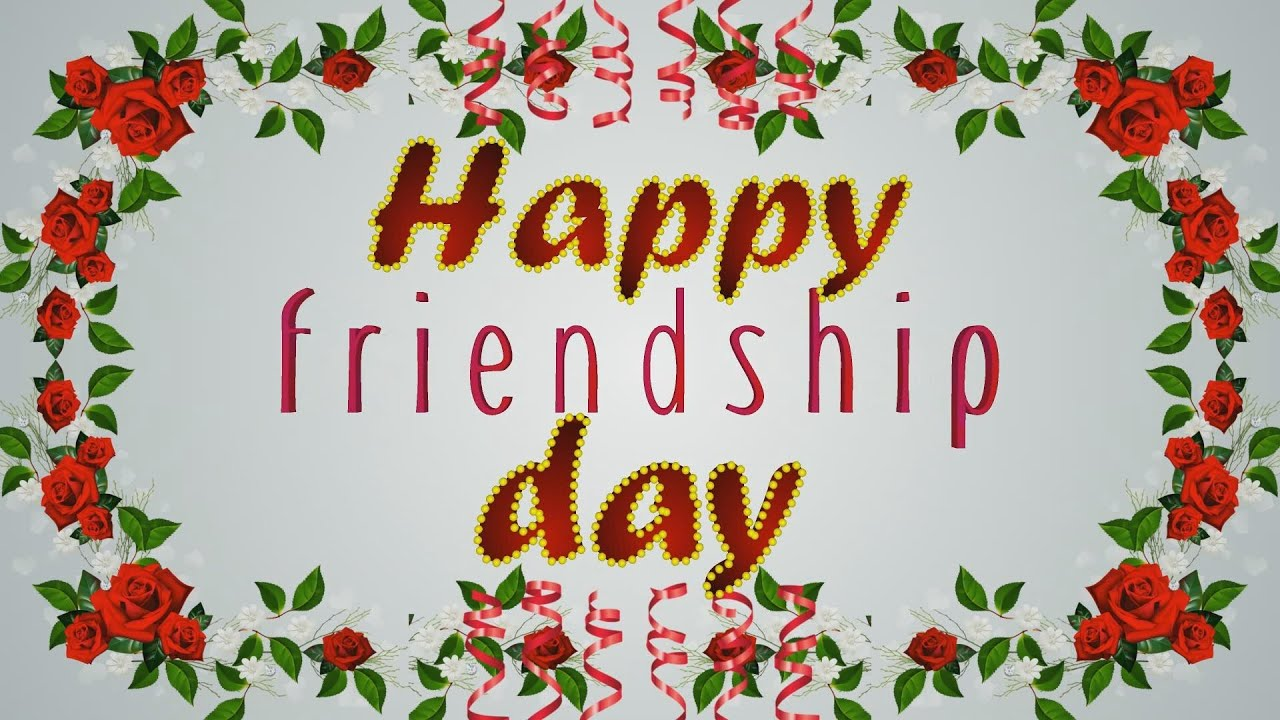 Christmas Quotes About Friendship Happy Friendship Day 2018Wisheswhatsapp Videogreetings