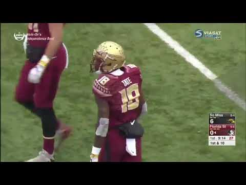 2017 NCAA Football Independence Bowl  Florida State V Southern Mississippi