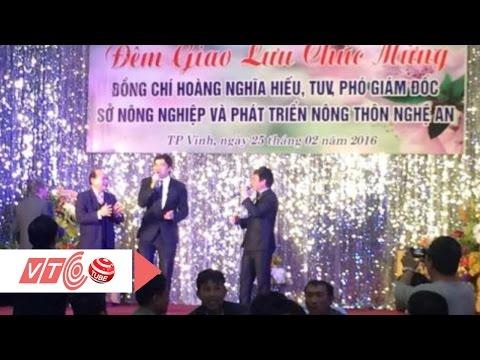 Chi phí tiệc mừng tân Phó Giám đốc Sở  | VTC