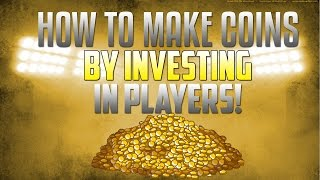 HOW TO MAKE COINS By INVESTING In Players In Madden Mobile 17!