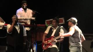 Anthony Hamilton - Float (Live @ Le Bataclan, Paris) [2012-04-15]