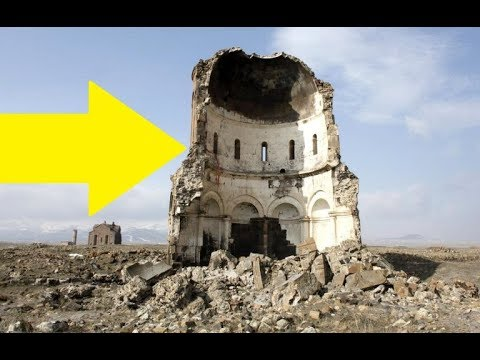 Ancient Ghost City Was Once Home To 100,000 People Until They All Vanished Practically Overnight