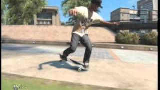 Skate 3 Montage (really hard stuff, part 5)