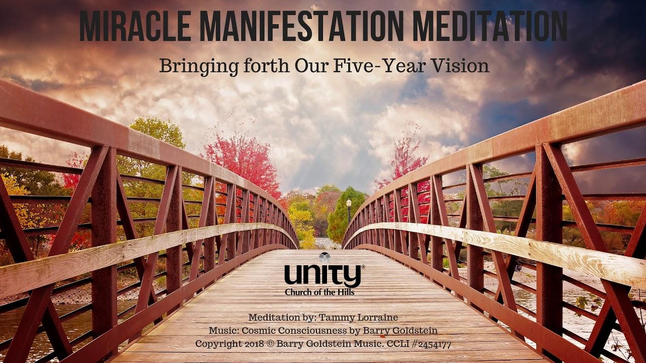Miracle Manifestation Meditation - YouTube