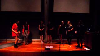 (The Women of) Penn Keynotes A Cappella - Hit