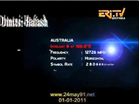 EriTV began broadcasting its programs on the Nilesat 201