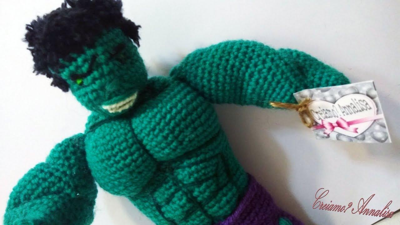 7 .Hulk Amigurumi Oyuncak | Ev yapımı Marvel Oyuncak ▷ - YouTube ... | 720x1280