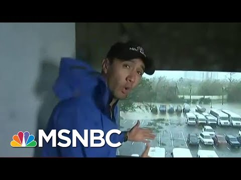 An Inside Look At A Hurricane Shelter As Maria Pounds Puerto Rico   MSNBC