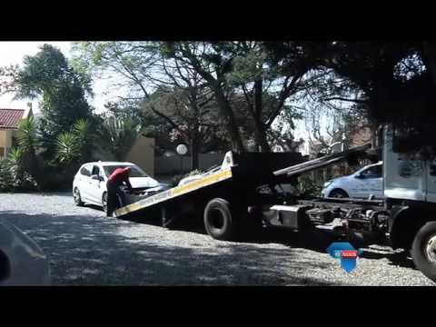 Motoriste gewaarsku oor insleepdienste / Motorists warned about towing services