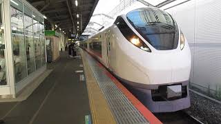 JR柏駅4番線発車メロディー「チュニジア」