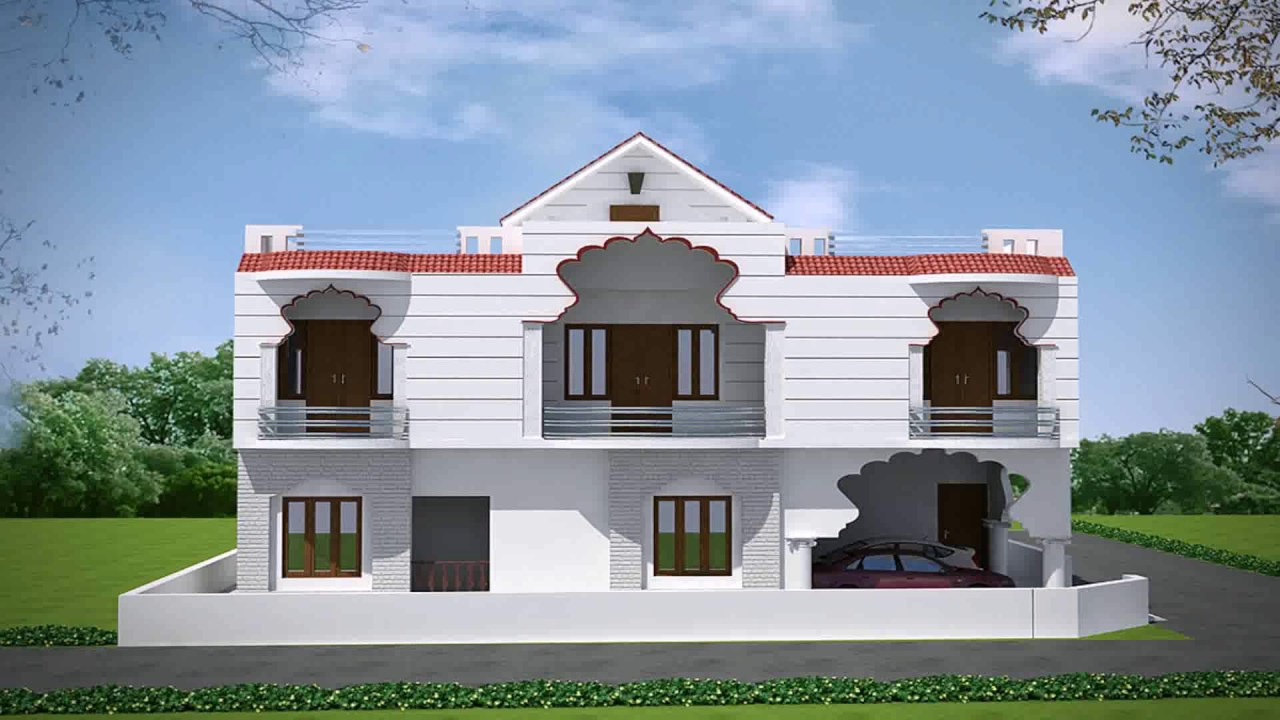 Best Small House Design In India Youtube: best small house designs in india