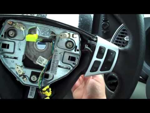 Opel Astra Wiring Diagram For Speakers Saab Cim Removal - Youtube