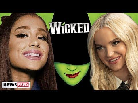 Ariana Grande & Dove Cameron STARRING In 'Wicked' The Movie?!?
