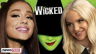 Ariana Grande & Dove Cameron STARRING In 'Wicked' The Movie?!?