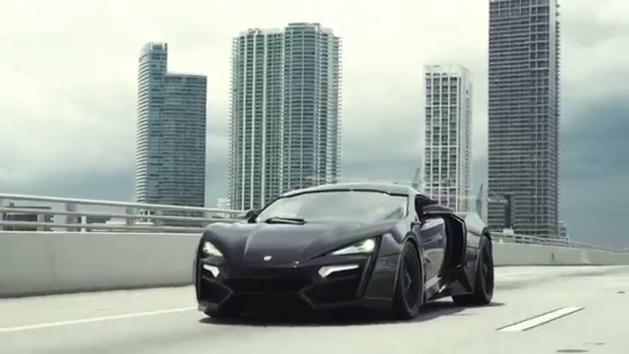 W Motors Lykan Hypersport Youtube