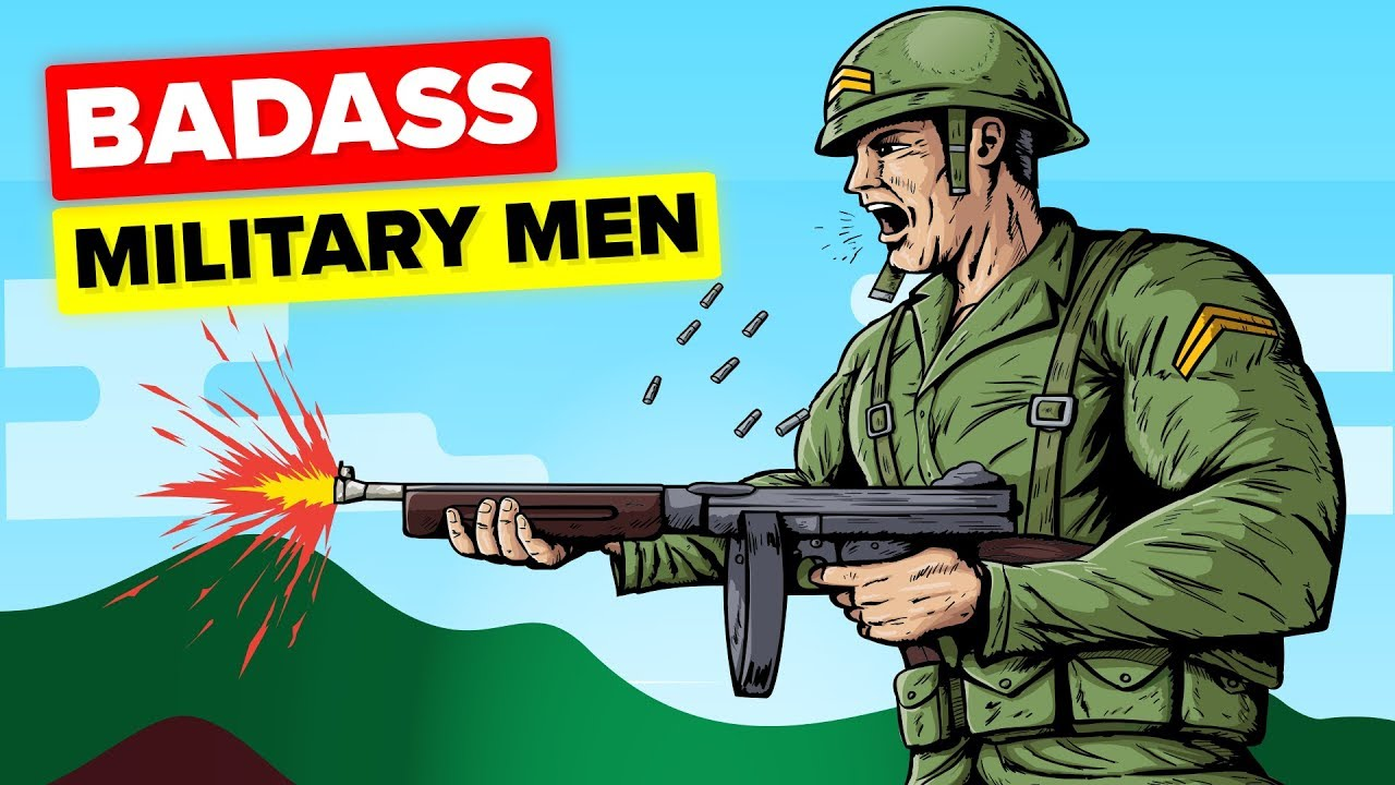 Amazing Historical Quotes From Badass Military Men Youtube