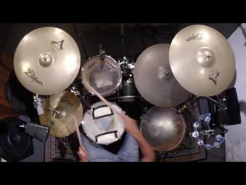 Adriel Rosinelli  Aerosmith  Jaded Drum