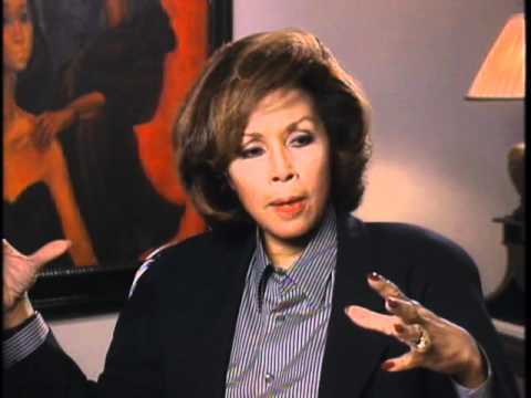 Diahann Carroll discusses appearing on