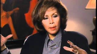 "Diahann Carroll discusses appearing on ""Arthur Godfrey's Talent Scouts"" - EMMYTVLEGENDS.ORG"