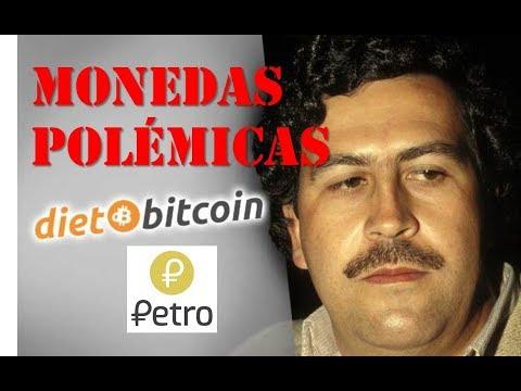 Petro y Diet Bitcoin: las grandes polémicas del momento