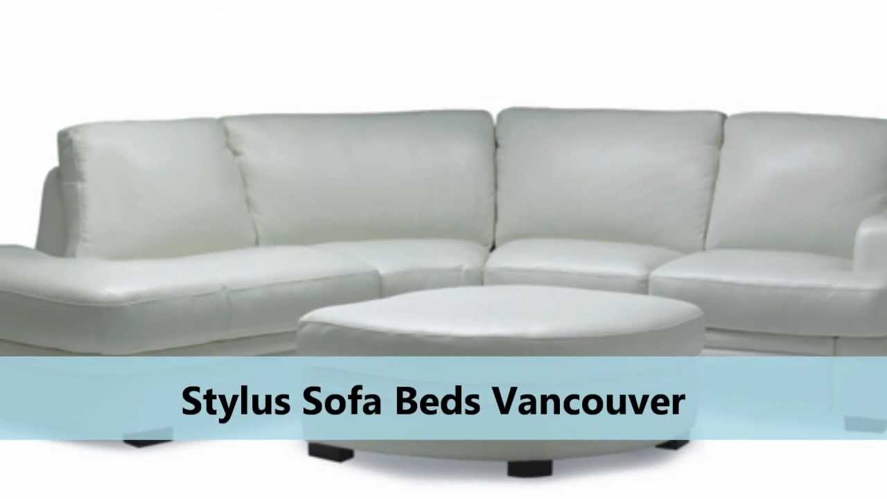 Stylus sofa beds vancouver stylus furniture 604 254 for Beds vancouver