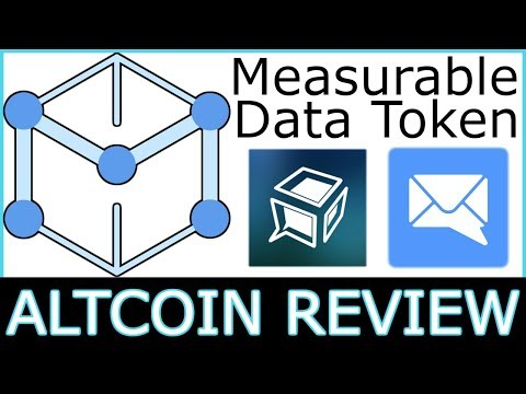 Altcoin Review - Measurable Data Token (MDT) - Decentralized Data Exchange Economy