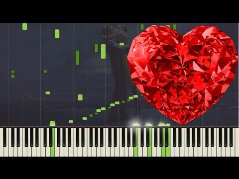 La La Land - Mia and Sebastian's Theme [Piano Tutorial] (Synthesia) + SHEETS/MIDI