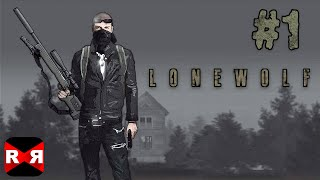 LONEWOLF Chapter 1-2 (By FDG Mobile Games) - iOS / Android - Walkthrough Gameplay